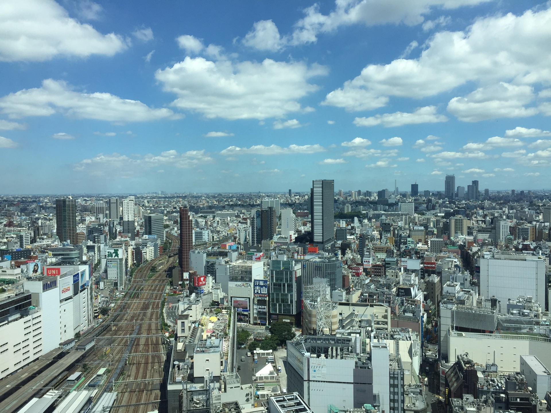东京大阪之行